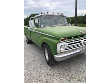 1966 Ford F250 (CC-1362411) for sale in Cadillac, Michigan