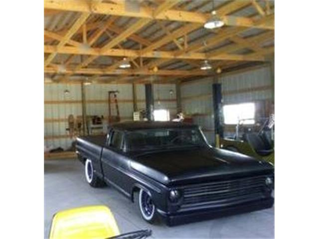 1968 Ford F100 (CC-1362413) for sale in Cadillac, Michigan