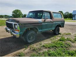 1979 Ford Bronco (CC-1362416) for sale in Cadillac, Michigan