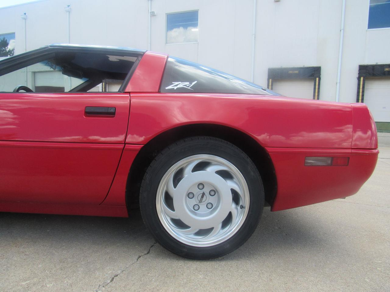 1991 Chevrolet Corvette (CC-1360242) for sale in O'Fallon, Illinois