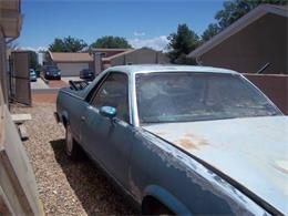 1978 Chevrolet El Camino (CC-1362420) for sale in Cadillac, Michigan
