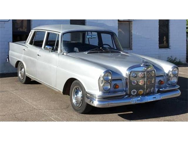 1965 Mercedes-Benz 220SEb (CC-1362422) for sale in Cadillac, Michigan