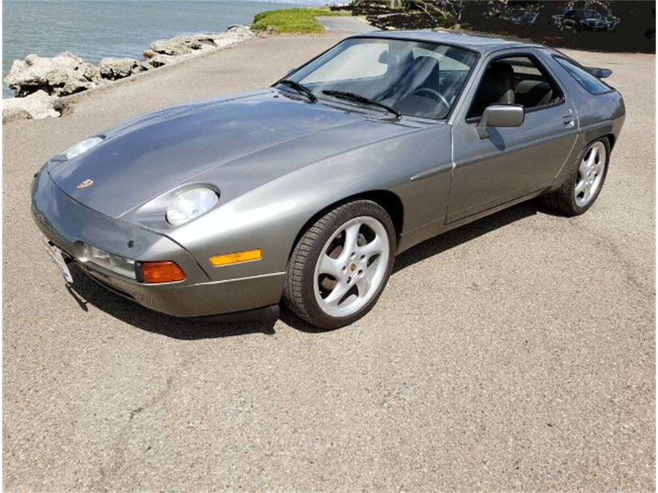 1987 Porsche 928 (CC-1362425) for sale in Cadillac, Michigan