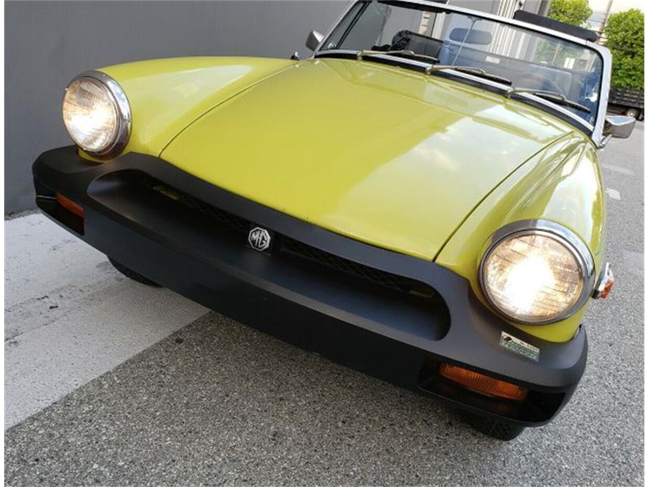 1975 MG Midget (CC-1362426) for sale in Cadillac, Michigan
