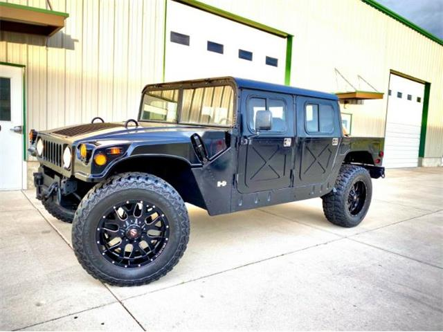 2004 Hummer H1 (CC-1362431) for sale in Cadillac, Michigan