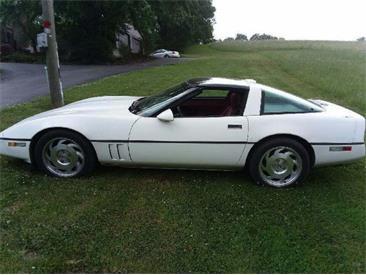 1986 Chevrolet Corvette (CC-1362439) for sale in Cadillac, Michigan