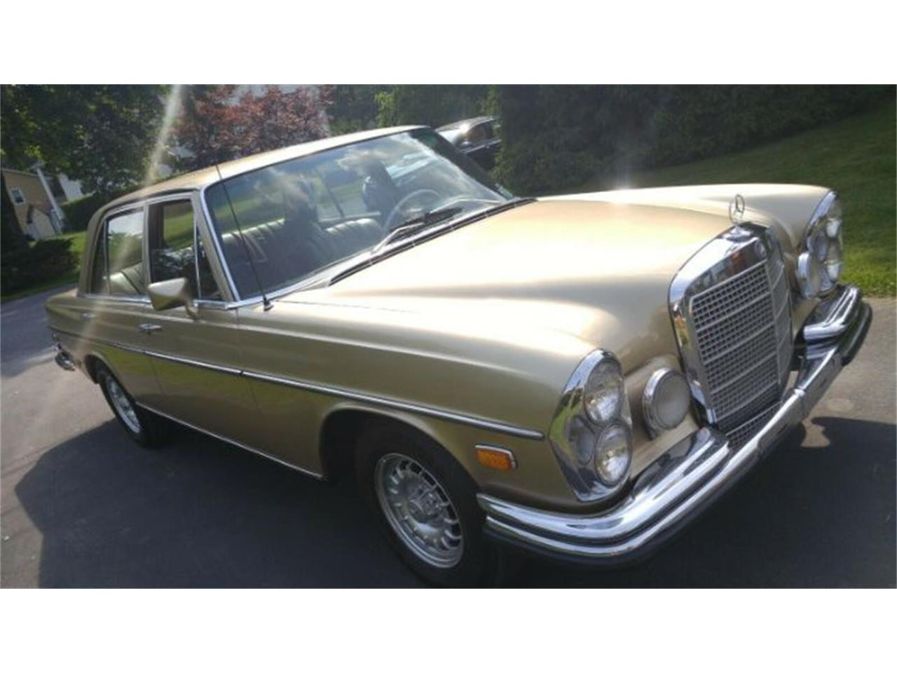 1969 Mercedes-Benz 280SE (CC-1362441) for sale in Cadillac, Michigan