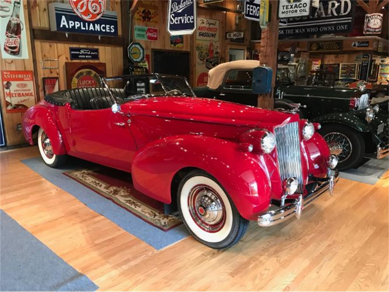 1939 Packard 120 (CC-1362442) for sale in Cadillac, Michigan