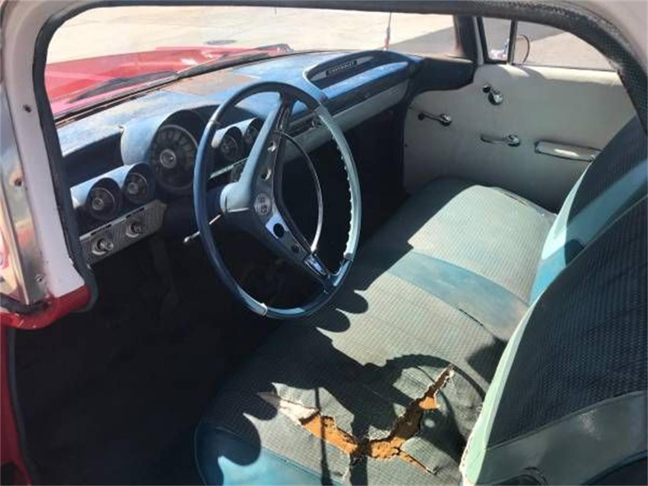 1959 Chevrolet El Camino (CC-1362451) for sale in Cadillac, Michigan