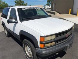 1995 Chevrolet Tahoe (CC-1362452) for sale in Cadillac, Michigan
