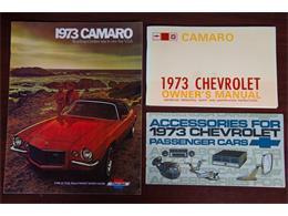 1973 Chevrolet Camaro (CC-1362464) for sale in Des Moines, Iowa