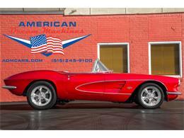 1961 Chevrolet Corvette (CC-1362465) for sale in Des Moines, Iowa