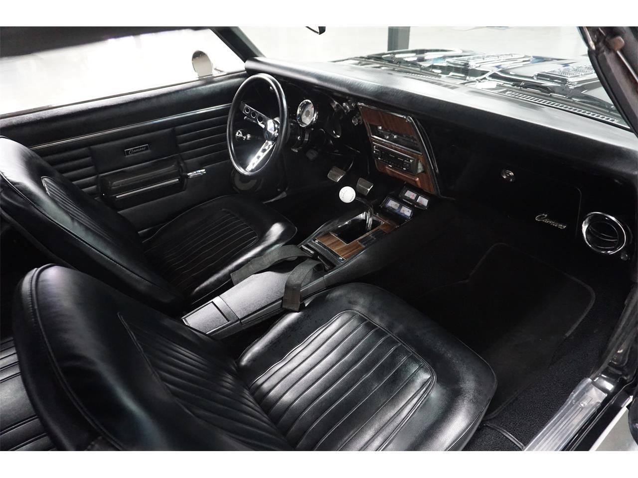 1968 Chevrolet Camaro (CC-1360247) for sale in Glen Burnie, Maryland