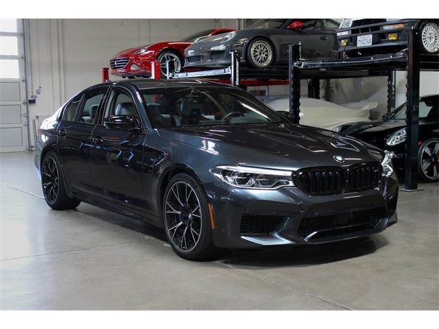 2019 BMW M5 (CC-1362473) for sale in San Carlos, California
