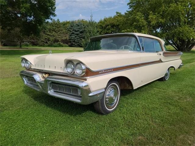 1958 Mercury Monterey (CC-1362480) for sale in New Ulm, Minnesota