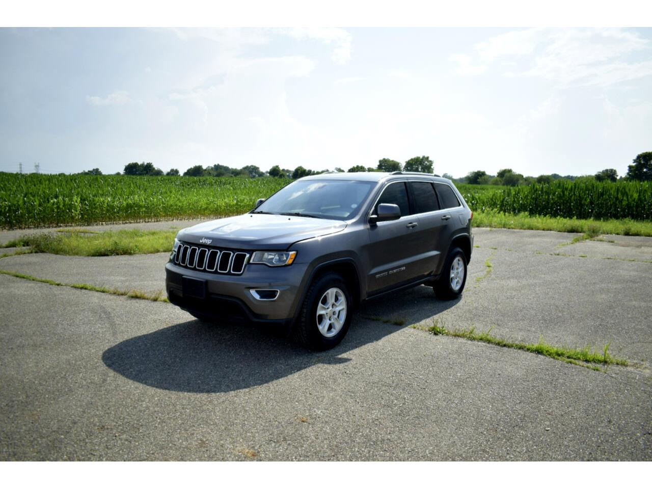 2017 Jeep Grand Cherokee (CC-1362481) for sale in Cicero, Indiana
