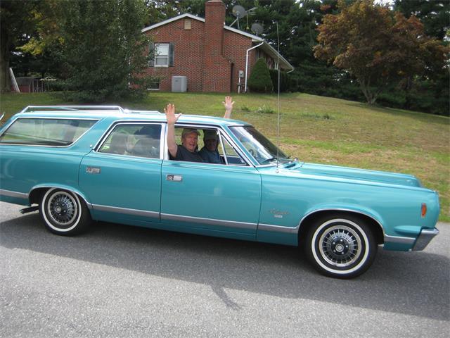 1968 AMC Ambassador (CC-1362496) for sale in WESTMINSTER, Maryland