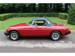 1978 MG MGB (CC-1360025) for sale in Roswell, Georgia