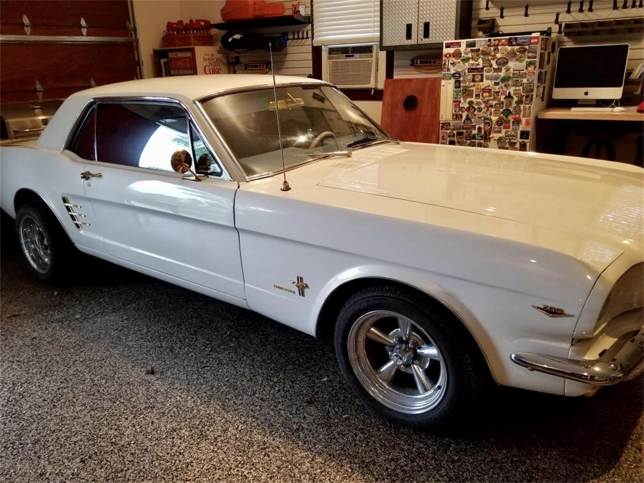 1966 Ford Mustang (CC-1362500) for sale in Mexico, Missouri