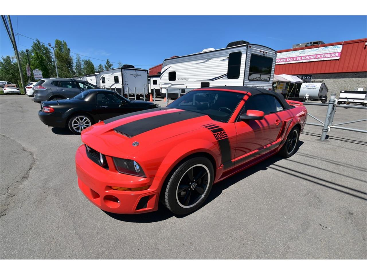 2005 Ford Mustang (CC-1362501) for sale in Montreal , Quebec