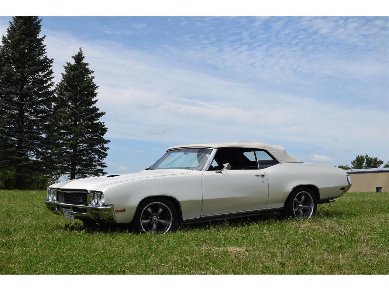 1972 Buick Gran Sport (CC-1362504) for sale in water, Minnesota