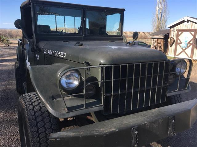 1952 Dodge M-37 (CC-1362507) for sale in Salt Lake City, Utah