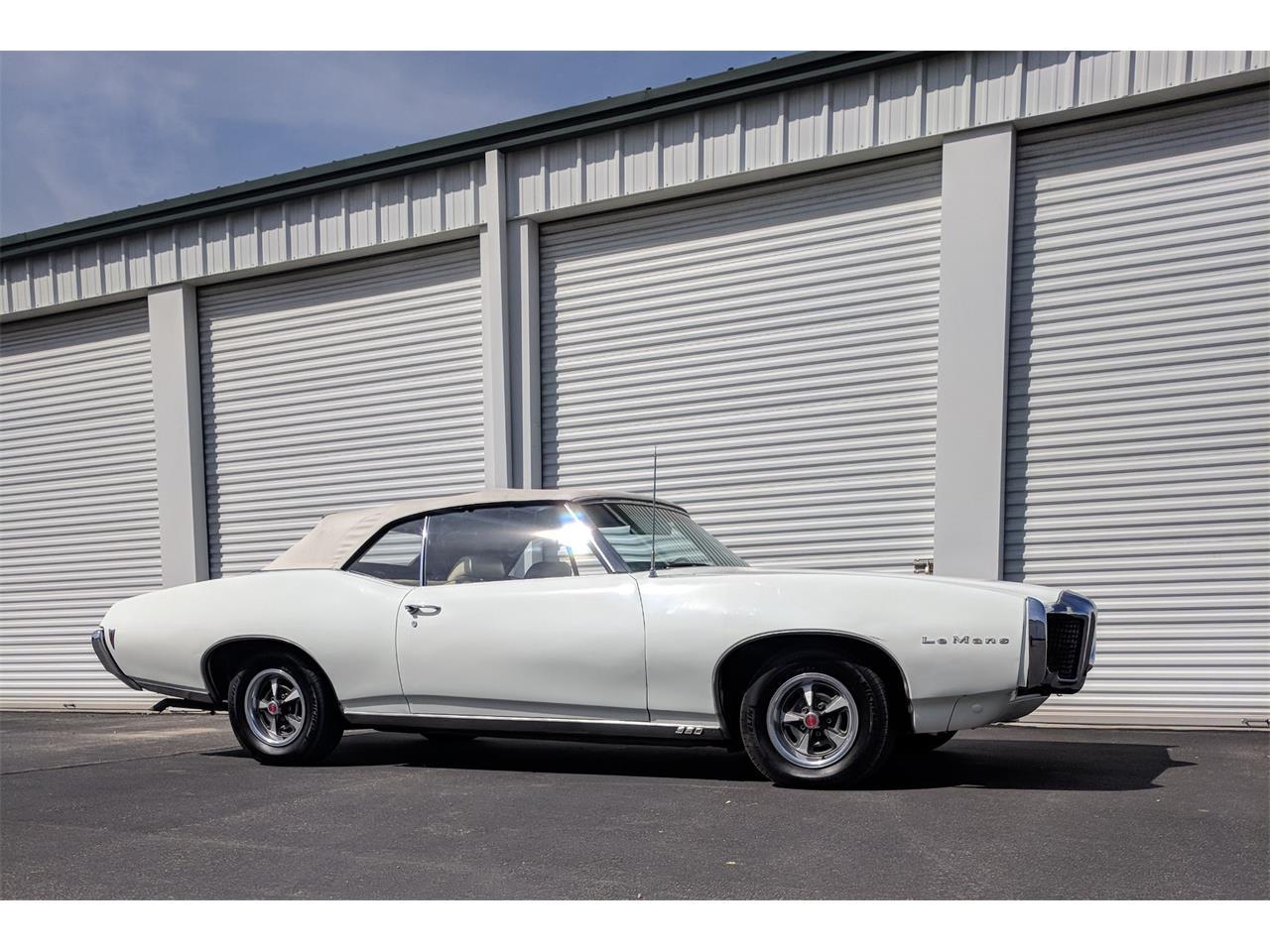 1969 Pontiac LeMans (CC-1362515) for sale in Sandy, Utah