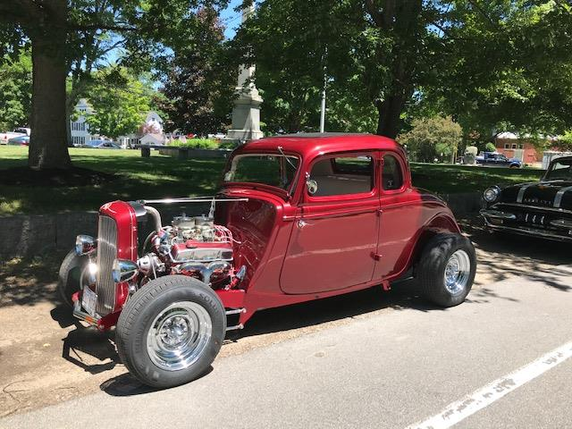 1933 Ford 5-Window Coupe (CC-1362536) for sale in Pepperell, Massachusetts