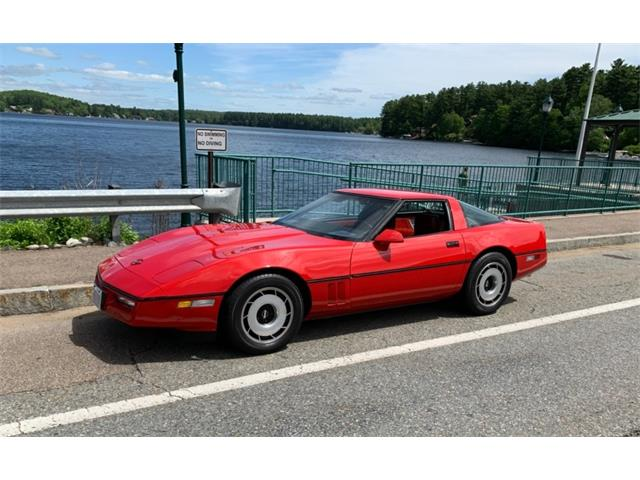 1984 Chevrolet Corvette (CC-1362550) for sale in Sandy, Utah