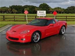 2006 Chevrolet Corvette Z06 (CC-1362555) for sale in OSPREY, Florida