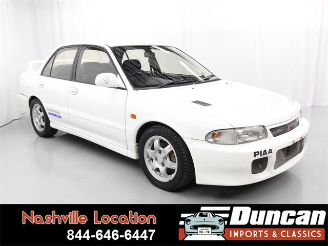 1993 Mitsubishi Evo (CC-1362578) for sale in Christiansburg, Virginia