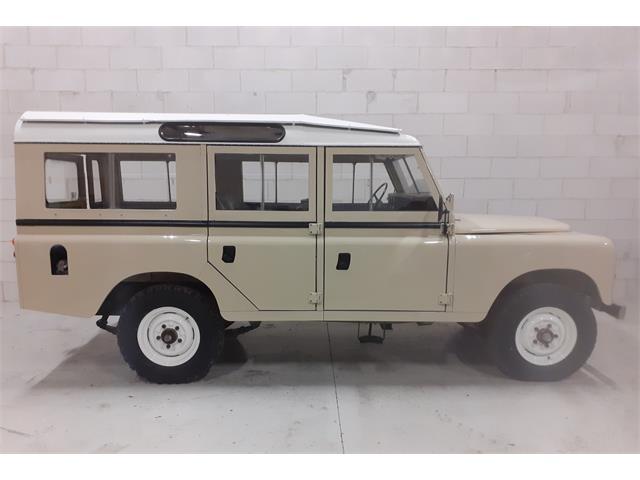 1976 Land Rover Series III (CC-1362582) for sale in Malaga, Malaga