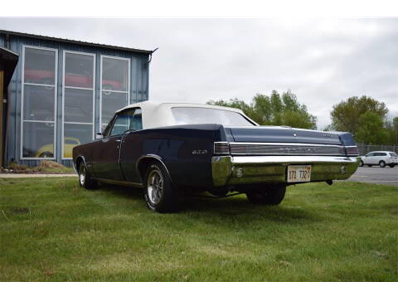 1965 Pontiac GTO (CC-1360259) for sale in RICHMOND, Illinois