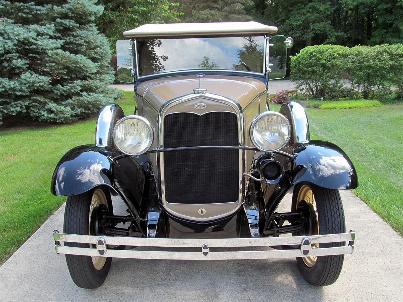 1931 Ford Model A (CC-1360026) for sale in Norwalk, Ohio