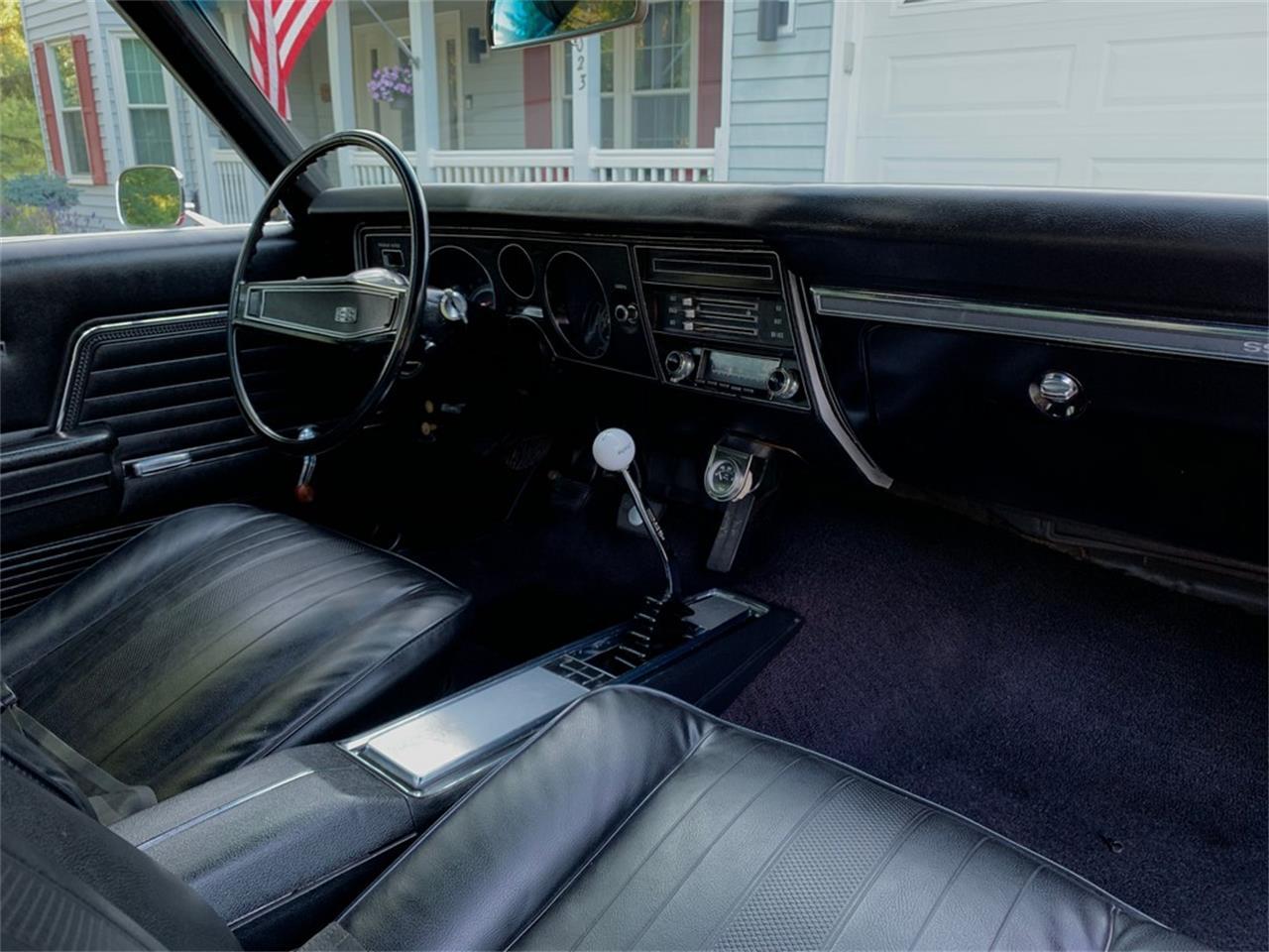 1969 Chevrolet Chevelle SS (CC-1362607) for sale in North Royalton, Ohio