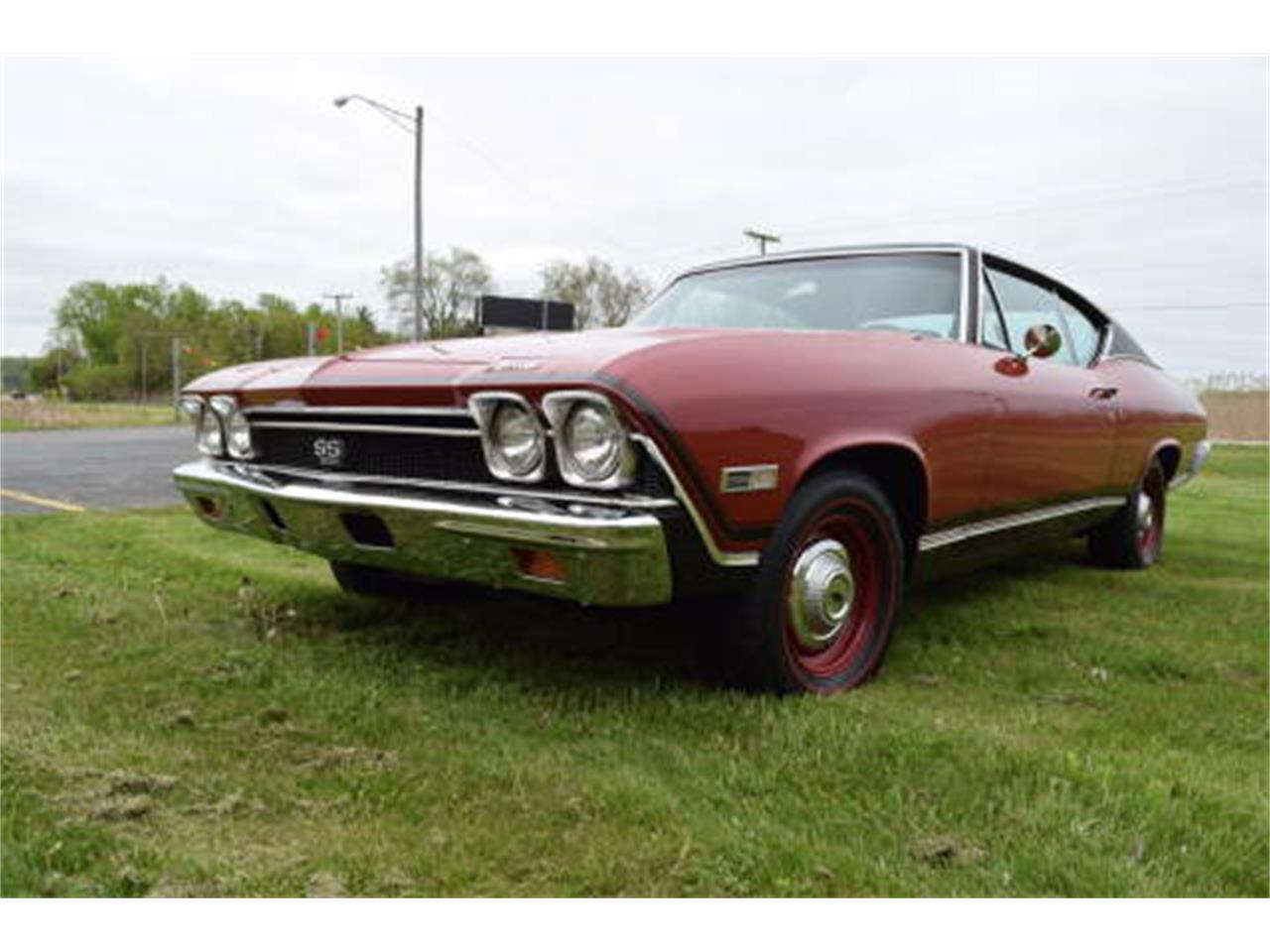 1968 Chevrolet Chevelle SS (CC-1360261) for sale in RICHMOND, Illinois