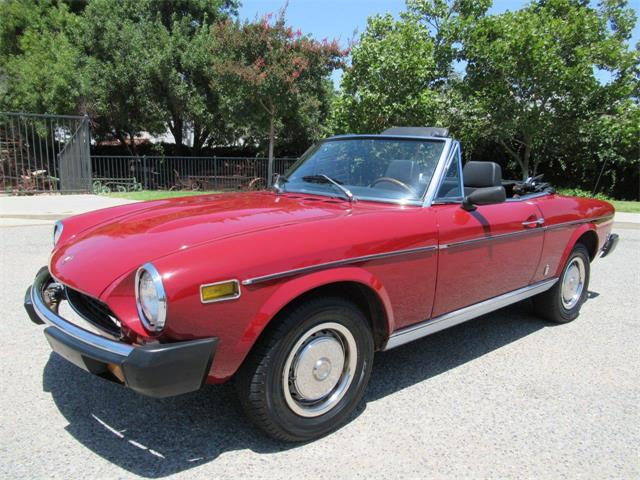 1978 Fiat 124 (CC-1362617) for sale in Simi Valley, California