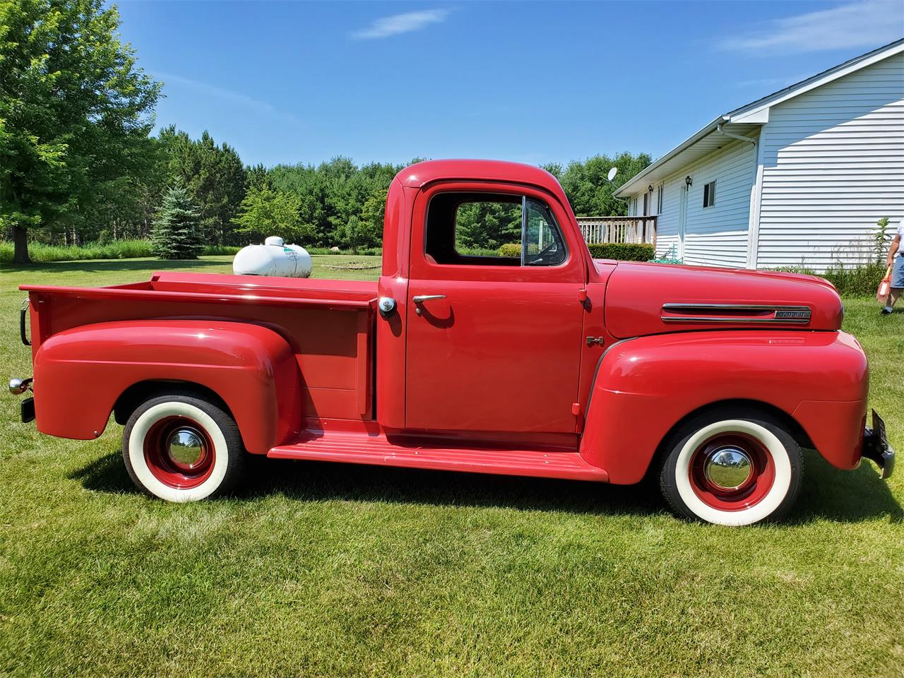 1950 Ford F1 (CC-1362632) for sale in New Richmond, Wisconsin