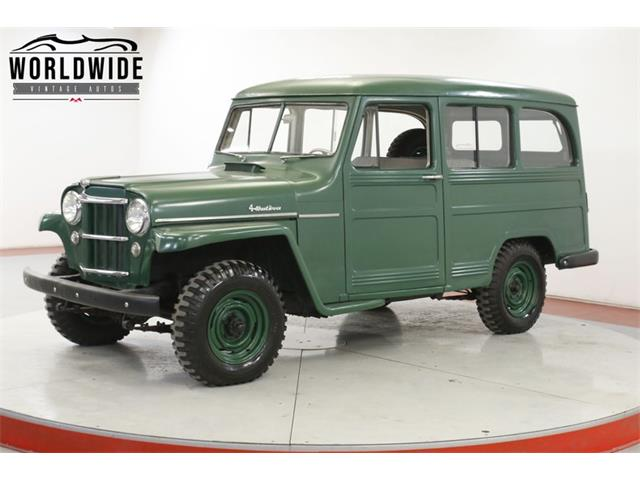 1955 Willys Wagoneer (CC-1362646) for sale in Denver , Colorado