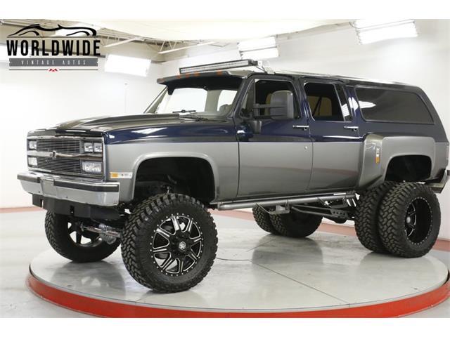 1989 Chevrolet Suburban (CC-1362660) for sale in Denver , Colorado