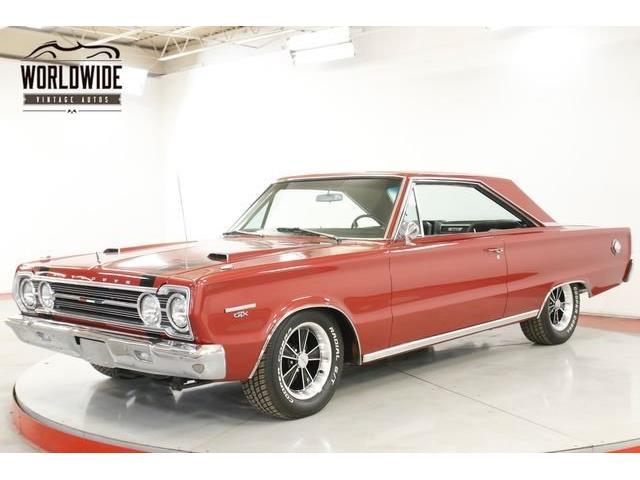 1967 Plymouth GTX (CC-1362663) for sale in Denver , Colorado