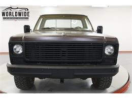 1979 Chevrolet K-10 (CC-1362665) for sale in Denver , Colorado