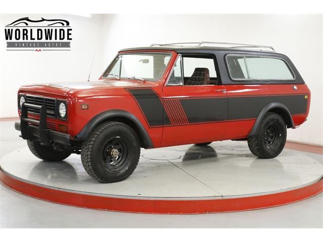 1976 International Scout (CC-1362668) for sale in Denver , Colorado