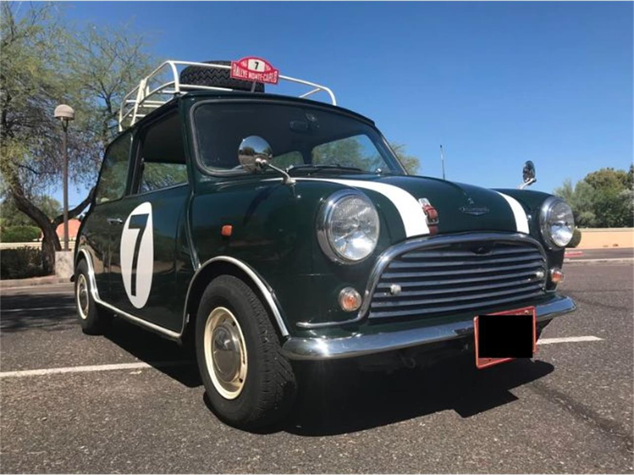 1991 Rover Mini (CC-1362681) for sale in Cadillac, Michigan
