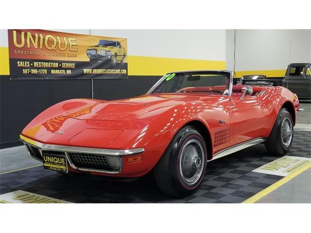 1970 Chevrolet Corvette (CC-1362690) for sale in Mankato, Minnesota