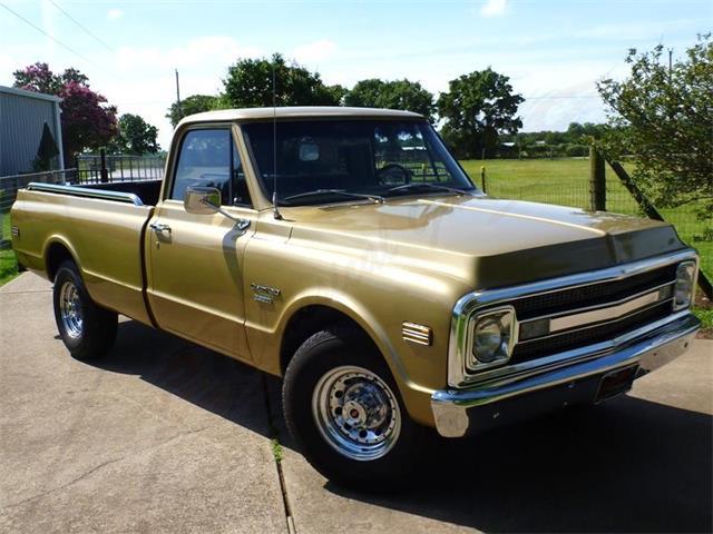 1969 Chevrolet C/K 20 (CC-1362702) for sale in Arlington, Texas