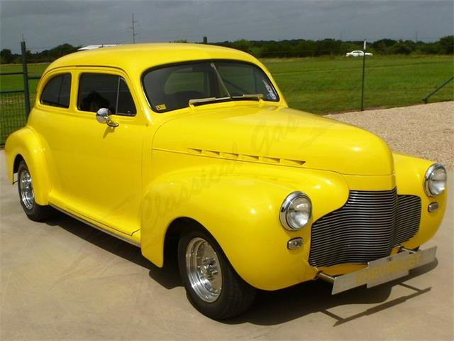 1941 Chevrolet Sedan (CC-1362705) for sale in Arlington, Texas
