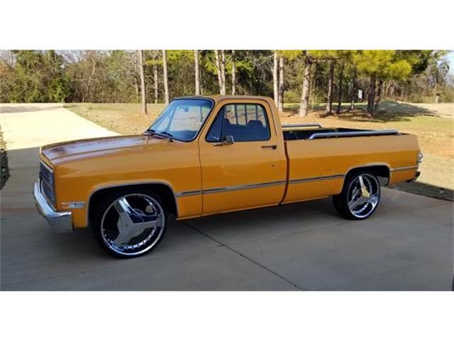 1984 Chevrolet Silverado (CC-1360271) for sale in Opelika, Alabama
