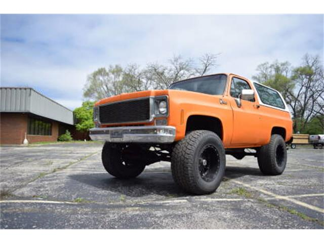 1978 Chevrolet Blazer (CC-1360272) for sale in RICHMOND, Illinois
