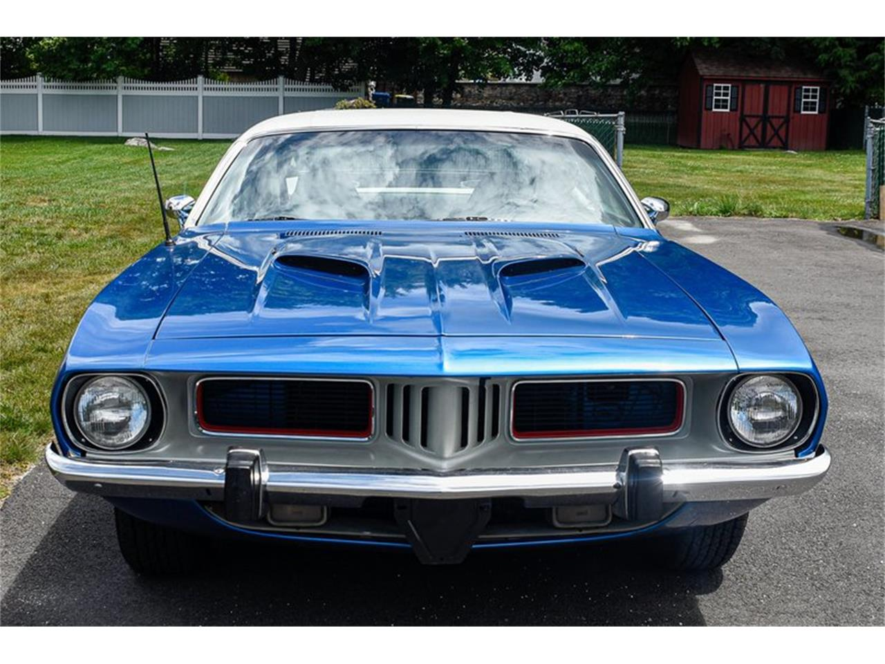 1973 Plymouth Barracuda (CC-1362723) for sale in Saratoga Springs, New York